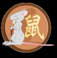 Chinese Jaarhoroscoop Rat